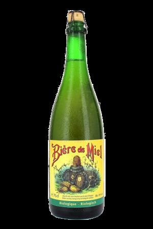 Bière de Miel Biologique 75cl