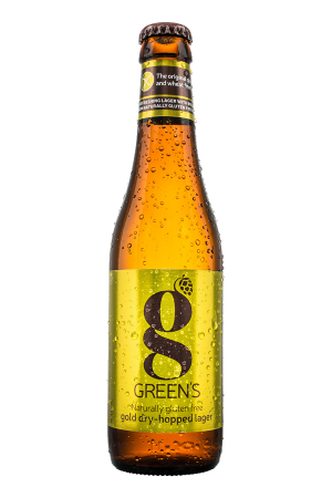 Green's Gold Dry Hopped Lager