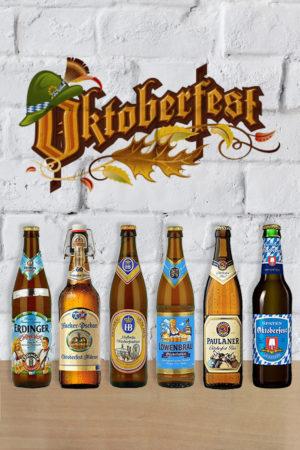 Oktoberfest German Beer Mixed Pack