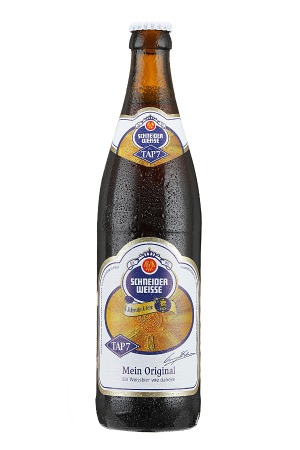 Schneider Weisse Original Tap 7 (pack of 20)
